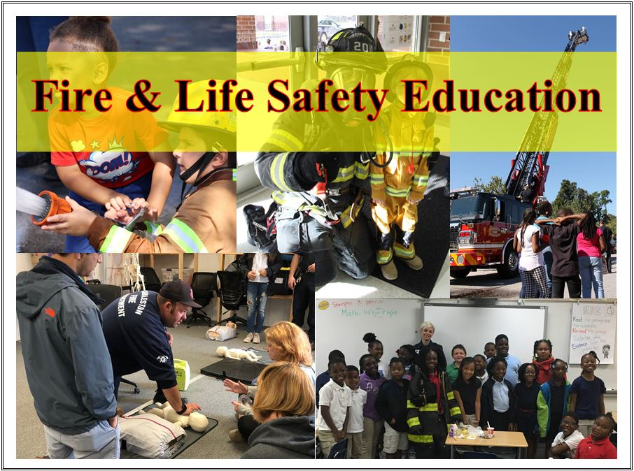 Fire and life safety education