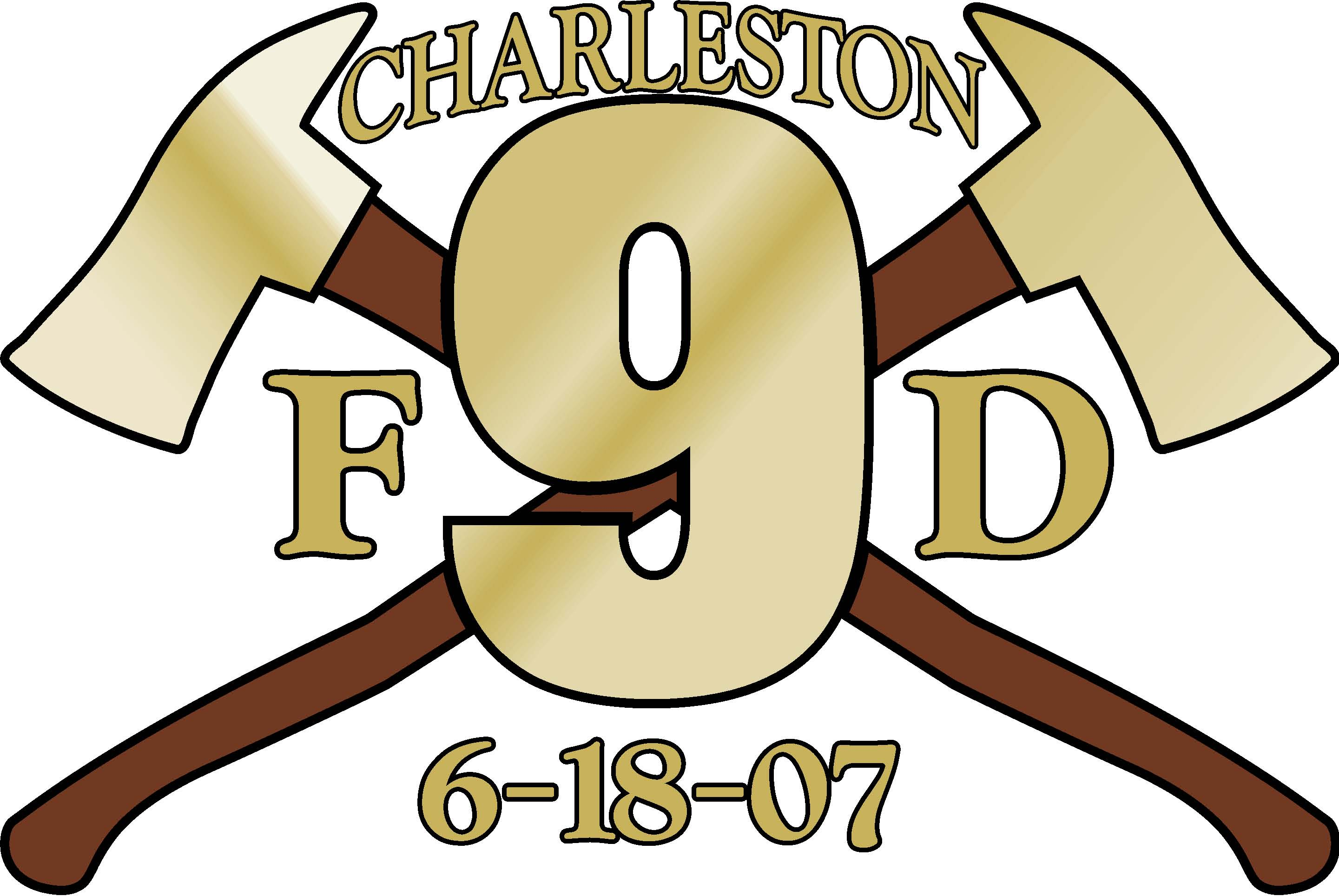 Charleston Fire Department 6-18-07