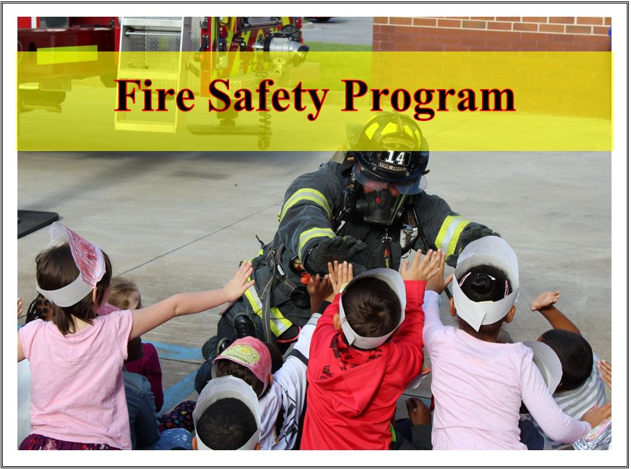 Fire Safety Program Request