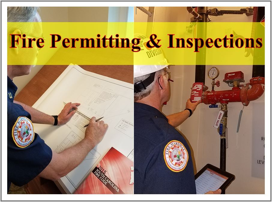 Fire Permitting and Inspections