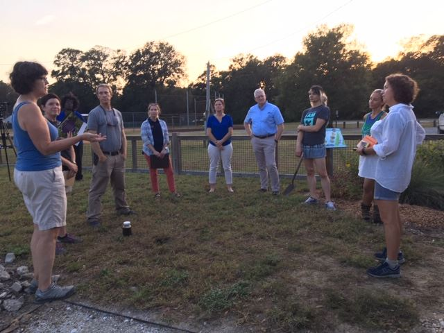 Rain Garden Demonstration Workshop 4