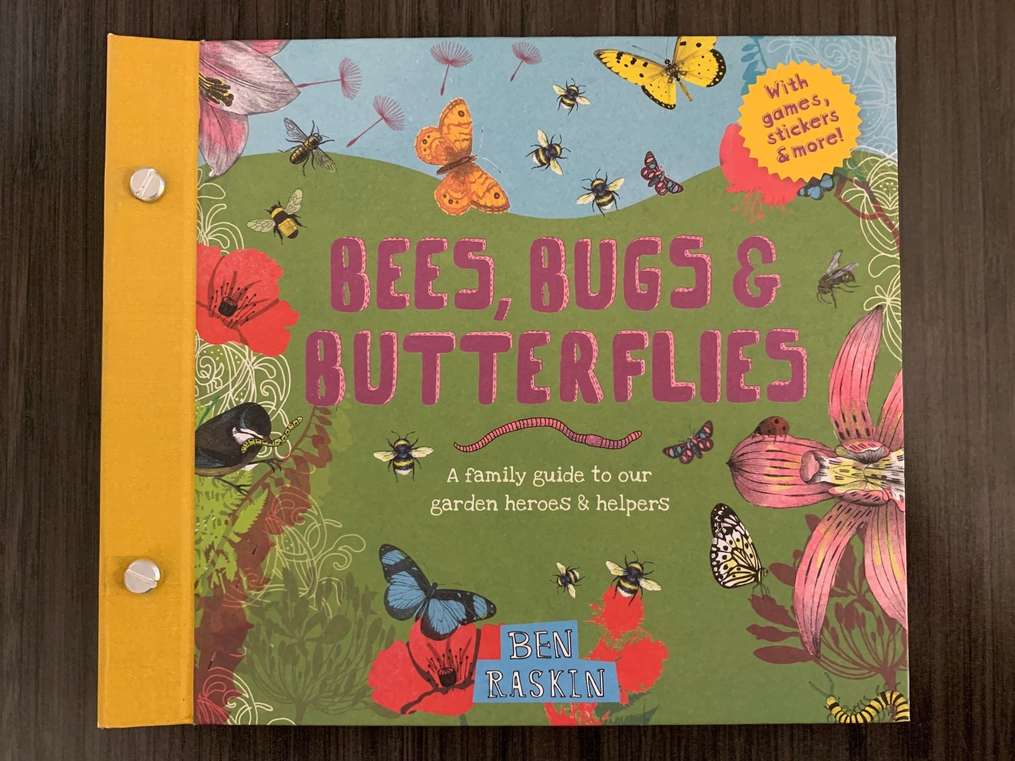 Book 2 - Bees Bugs and Butterflies