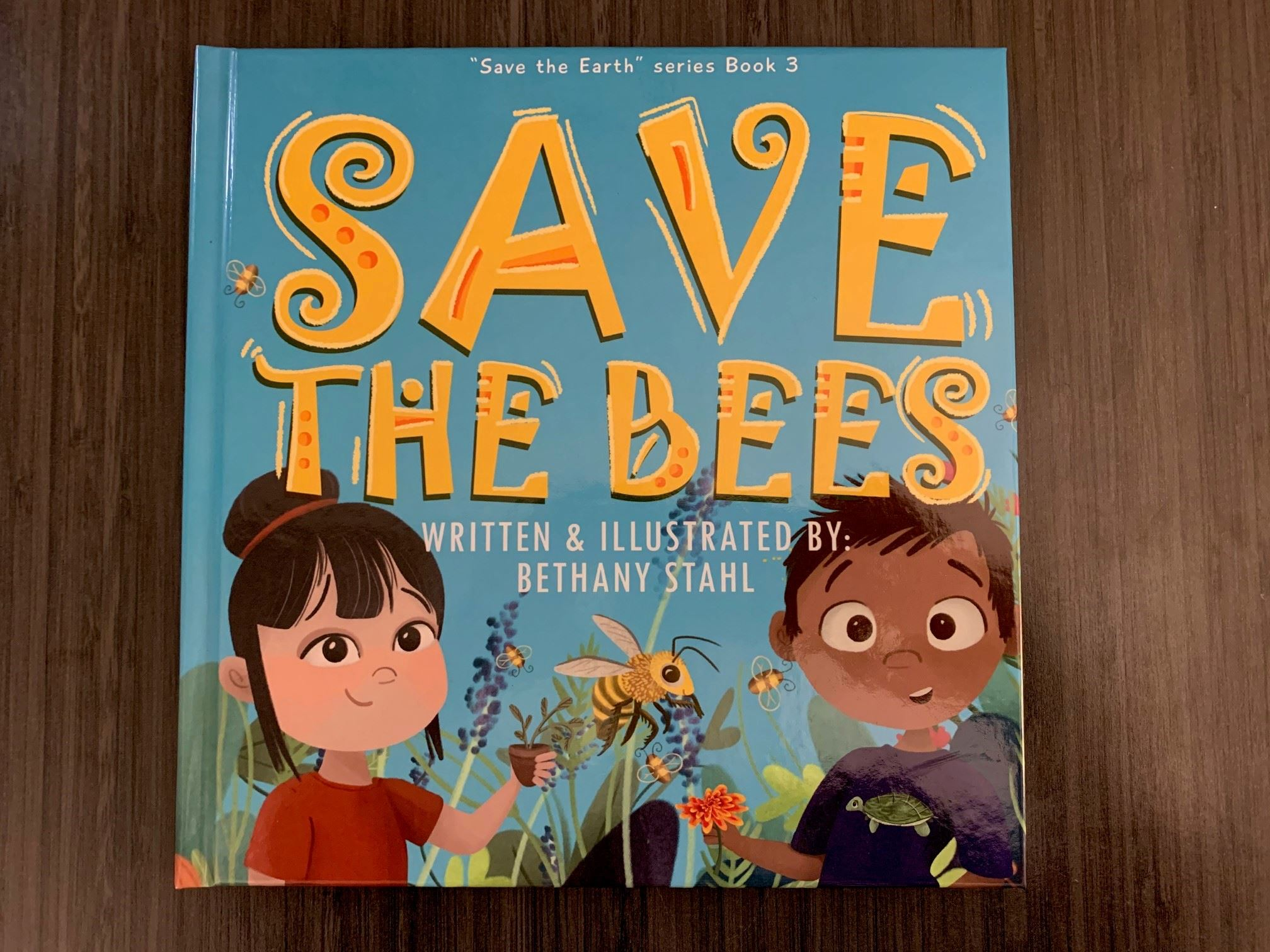 Book 4 - Save The Bees
