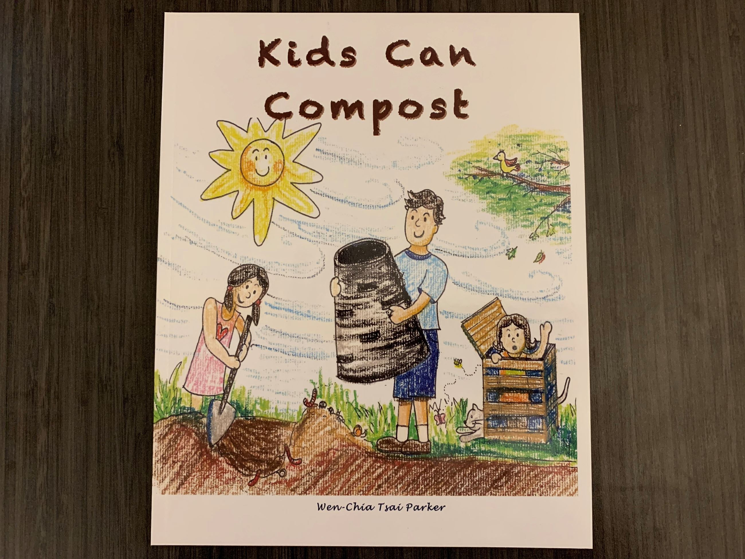 Book 8 - Kids Can Compost
