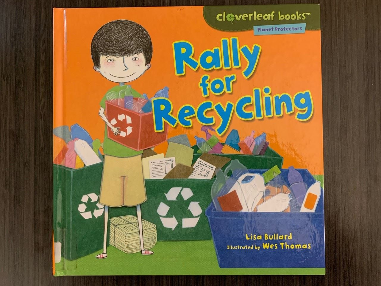 Book 14 - Rally For Recycling