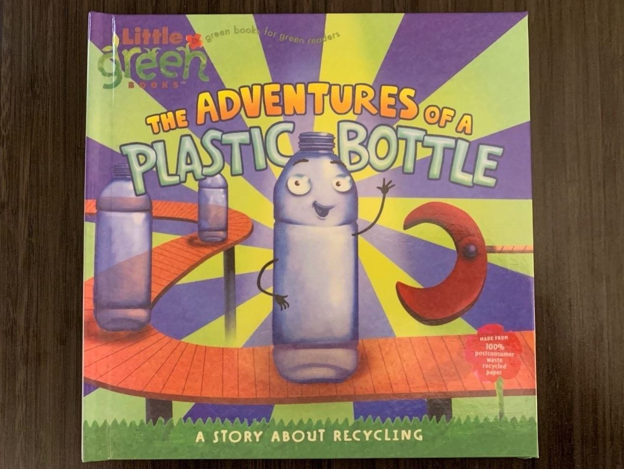 Book 20 - The Adventures of a Plastic Bottle