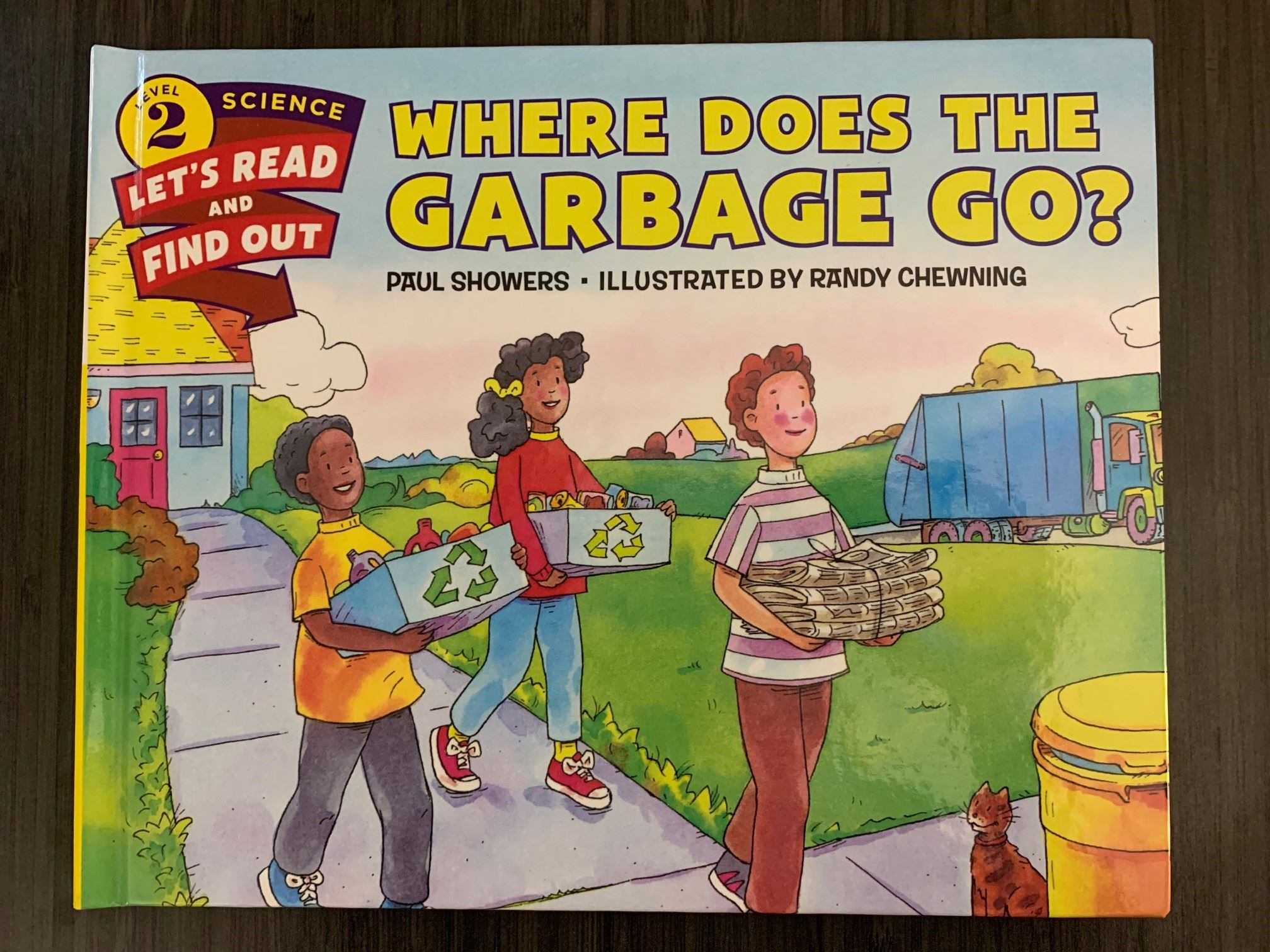 Book 22 - Where Does The Garbage Go