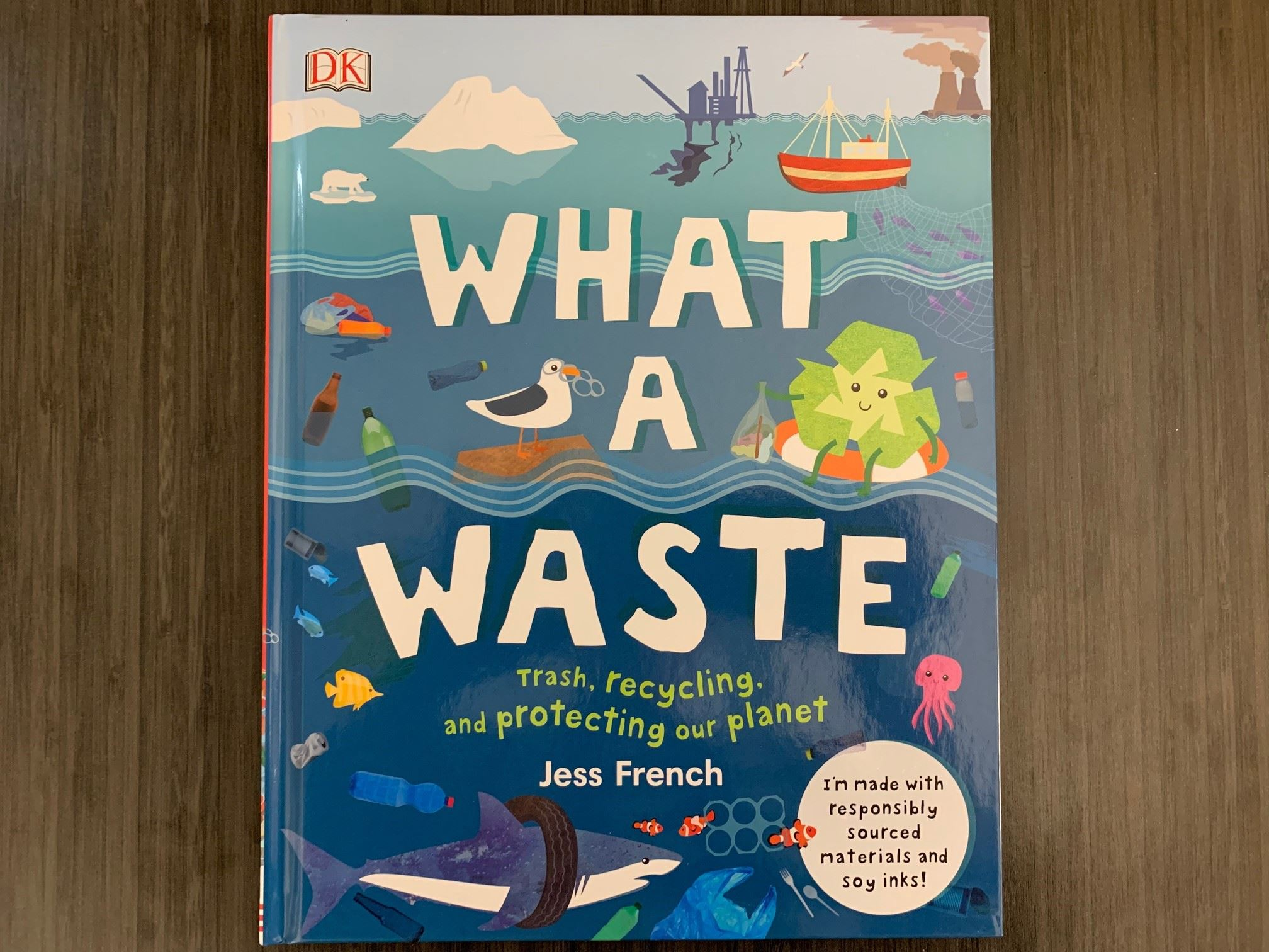 Book 23 - What A Waste