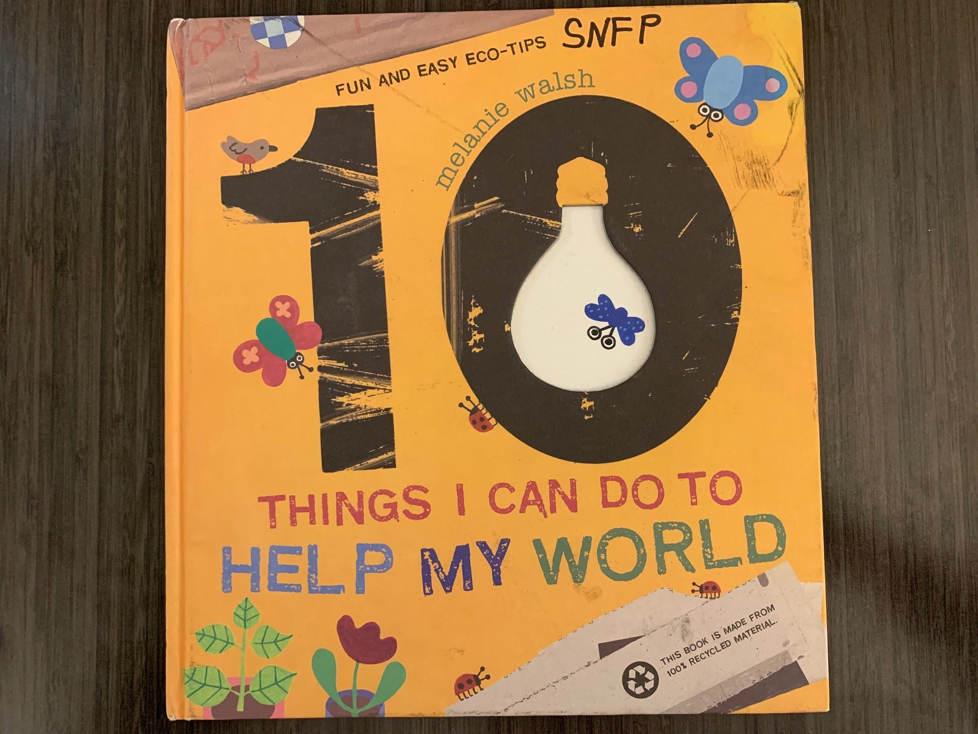 Book 29 - Things I Can Do To Help My World