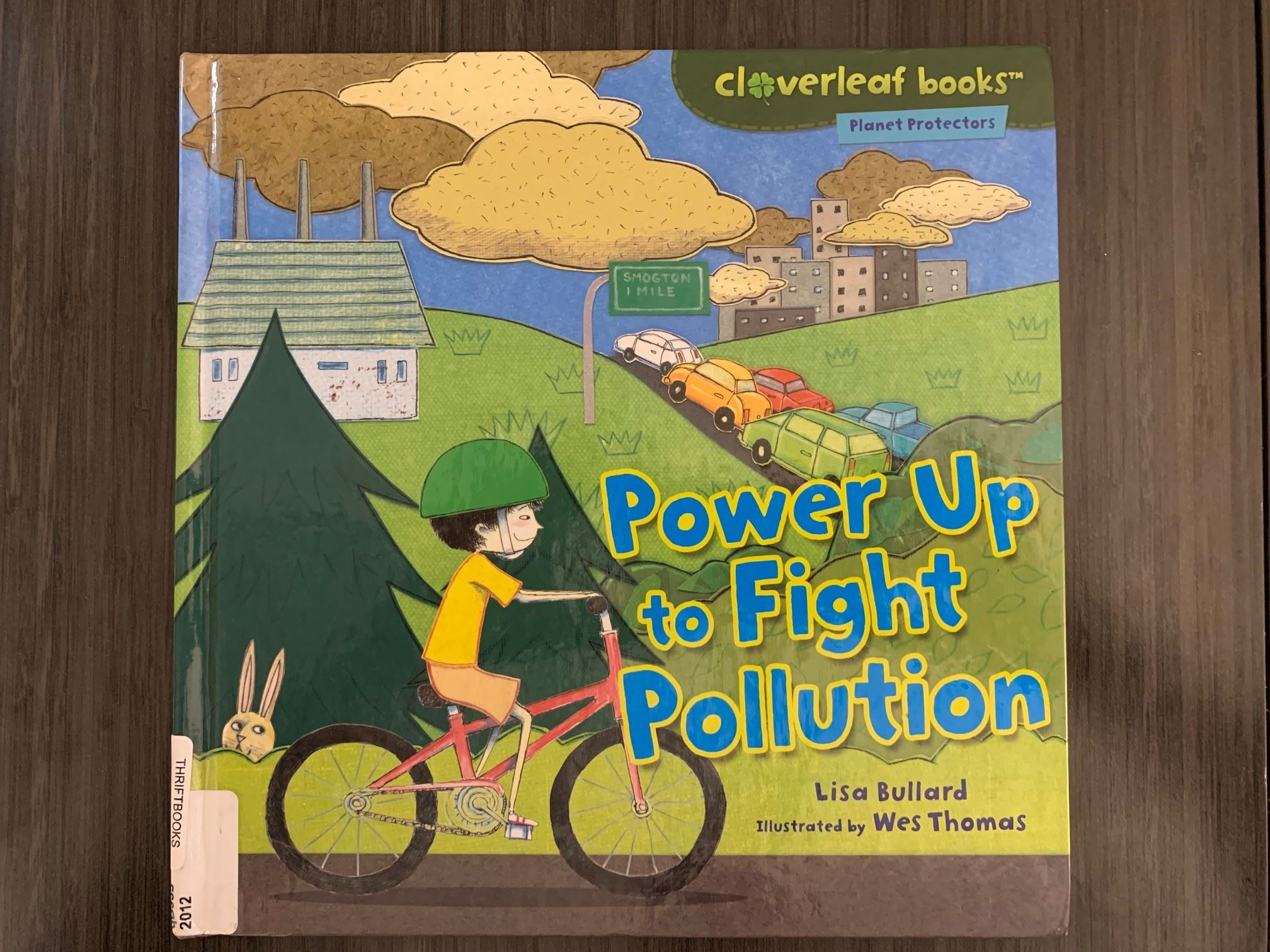 Book 32 - Power Up To Fight Pollution