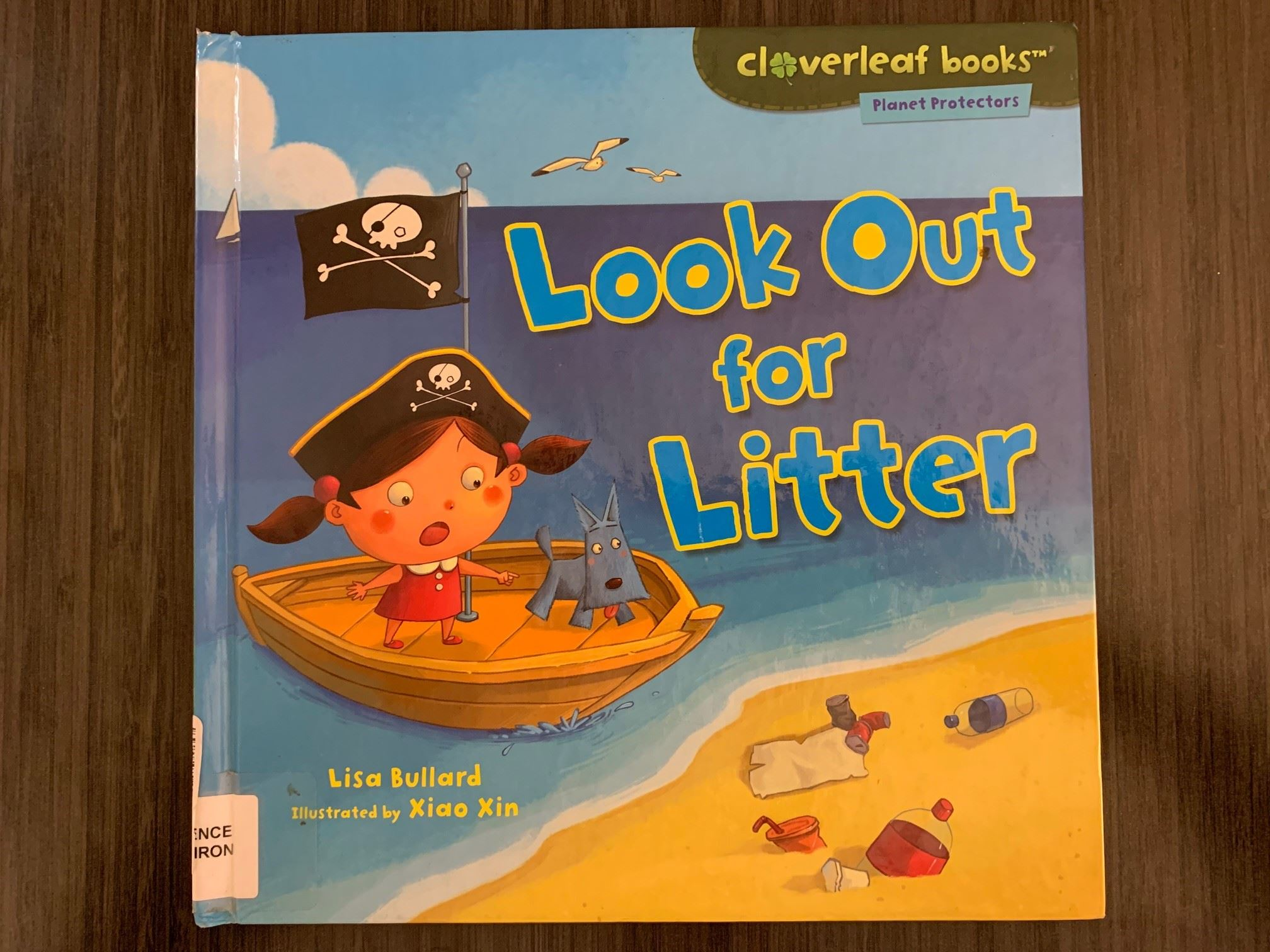 Book 33 - Look Out For Litter