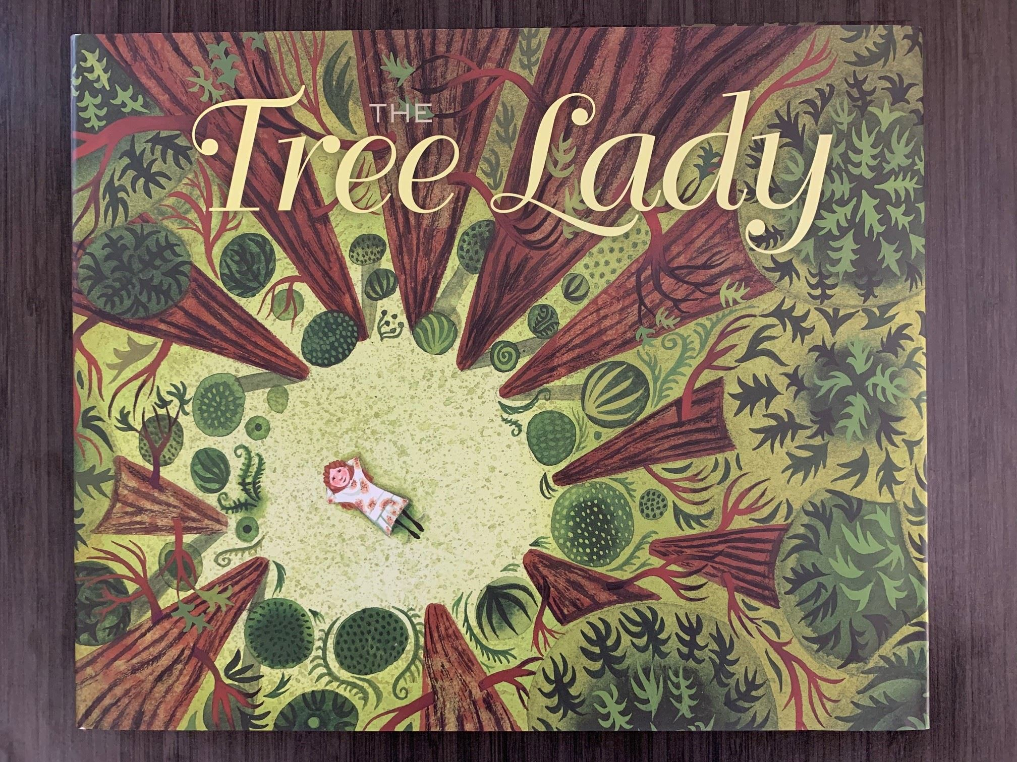 Book 36 - The Tree Lady