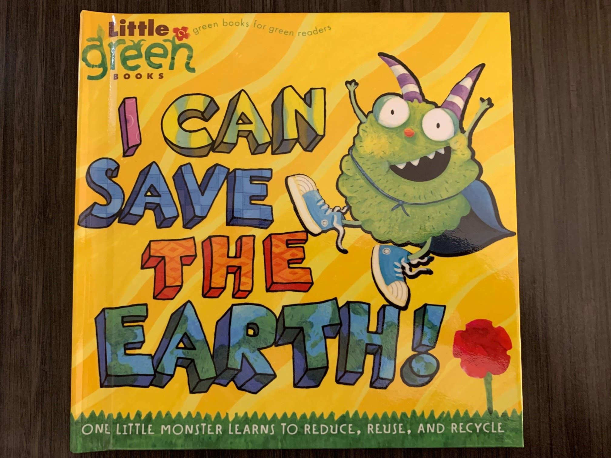 Book 39 - I Can Save The Earth