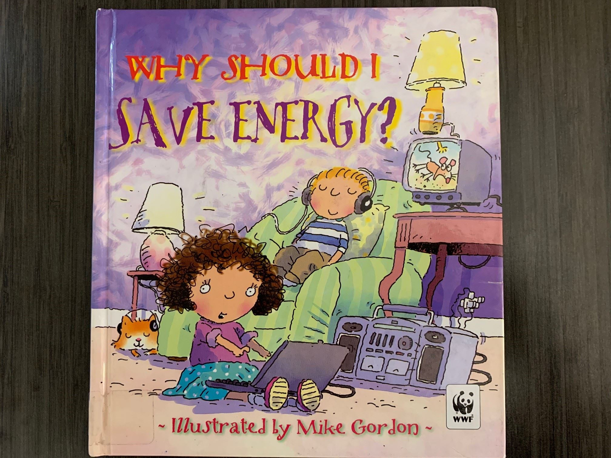 Book 41 - Why Should I Save Energy