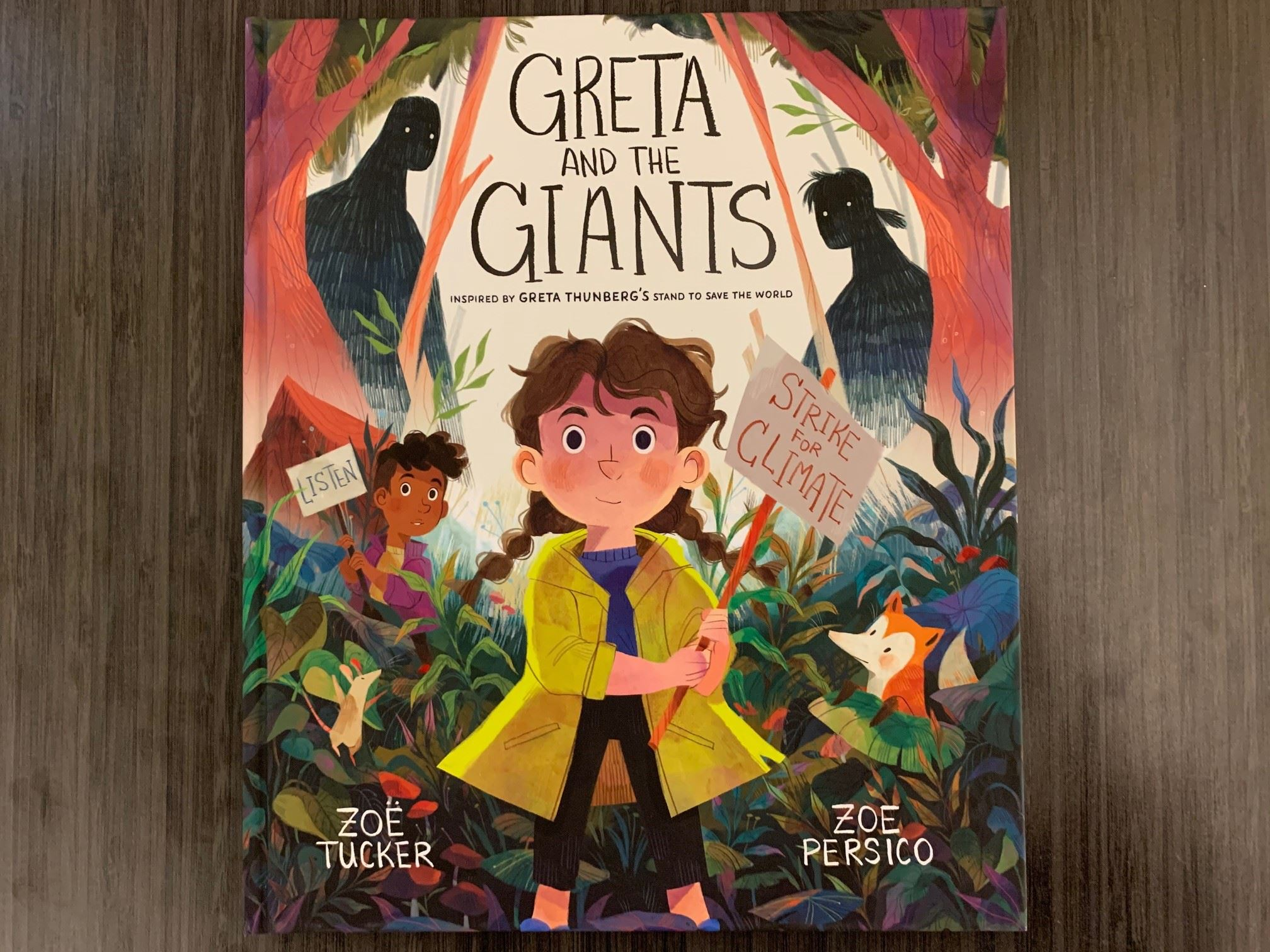 Book 42 - Greta And The Giants