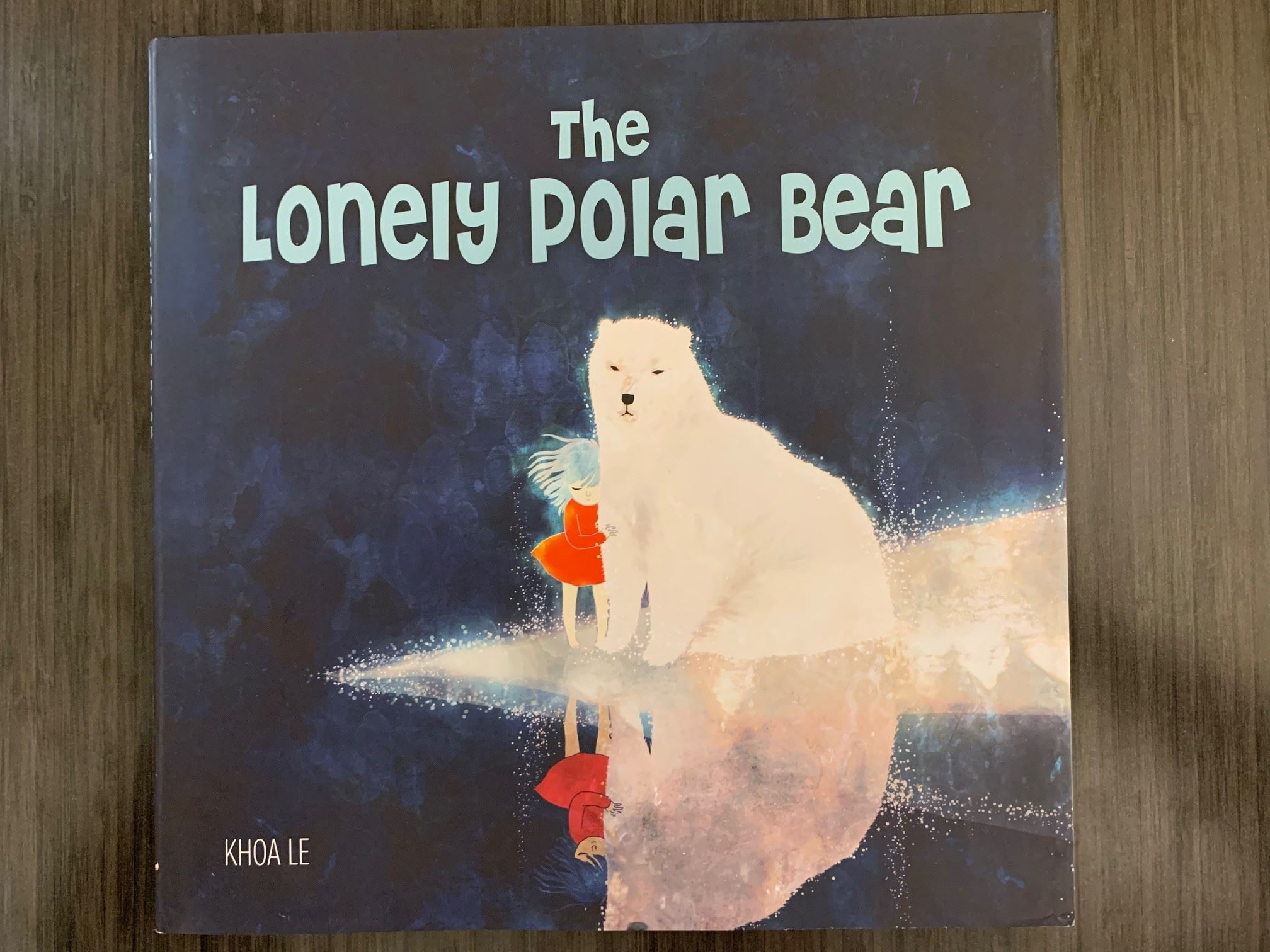 Book 45 - The Lonely Polar Bear