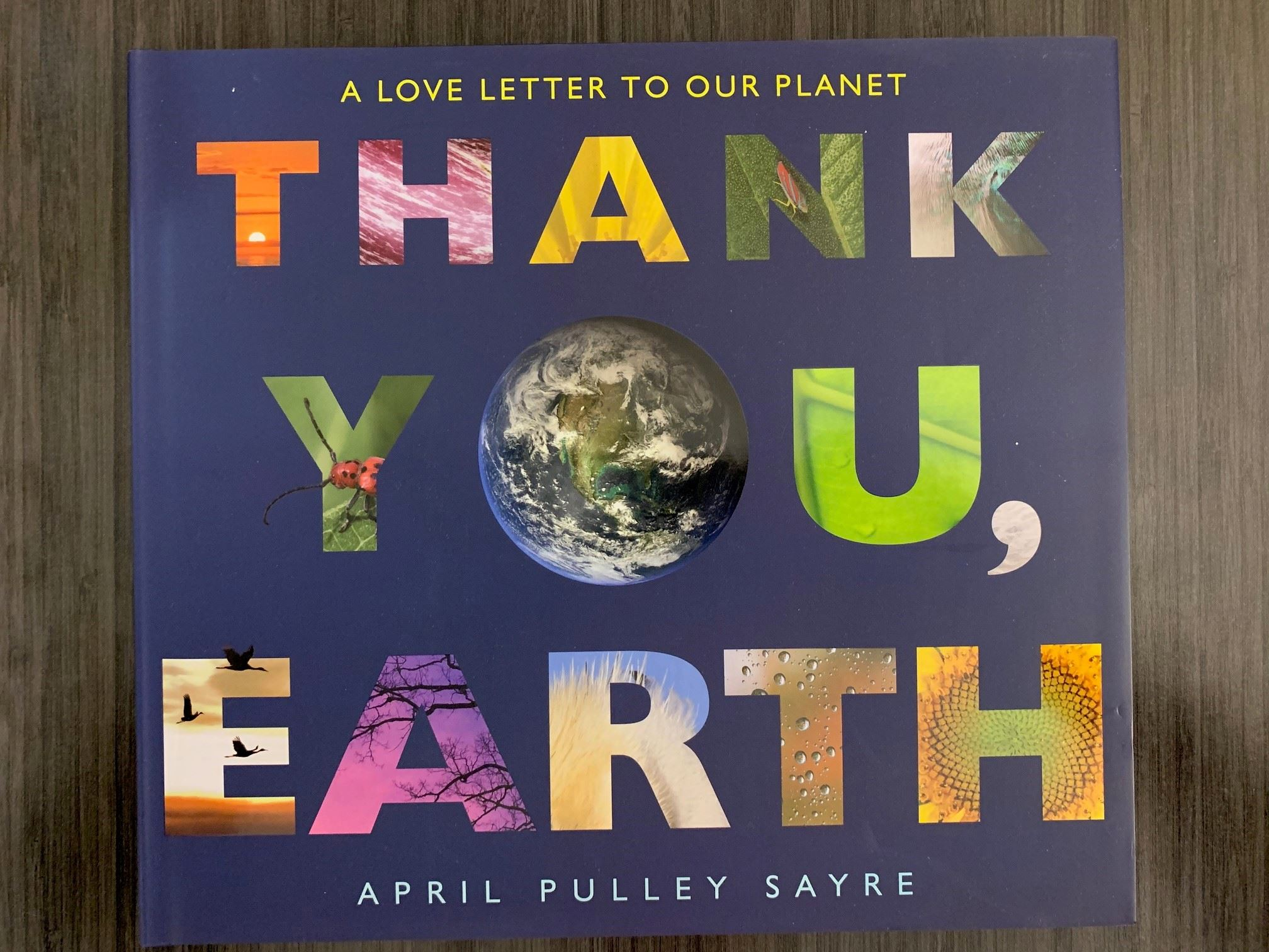 Book 54 - Thank You Earth