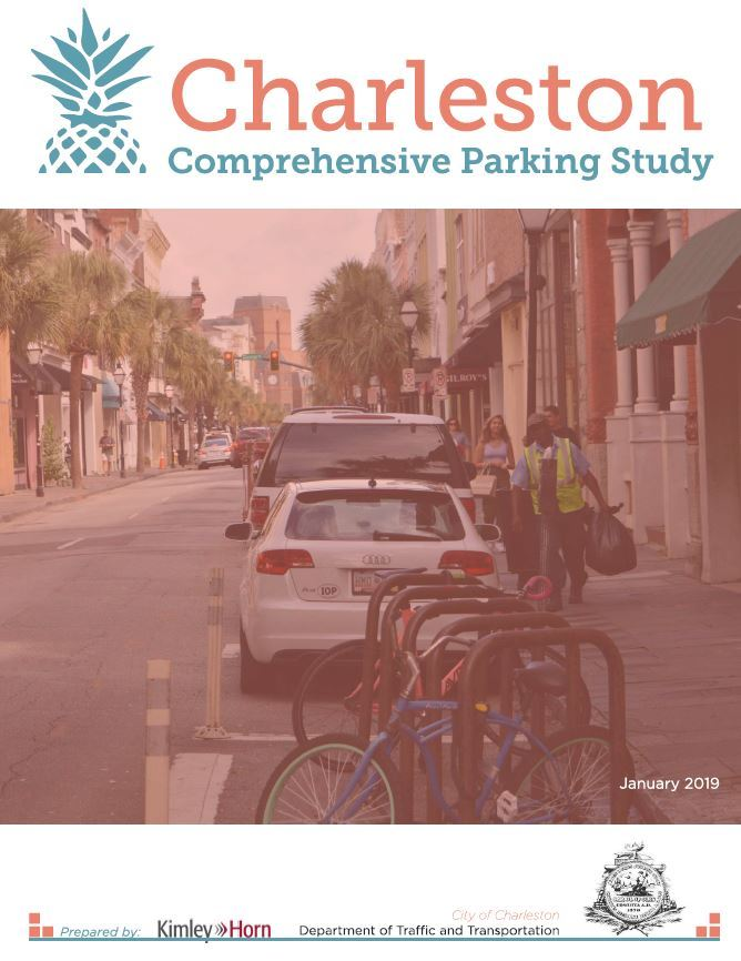 City Parking Study Cover 2019 Opens in new window