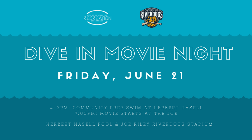 Dive in Movie Night Opens in new window