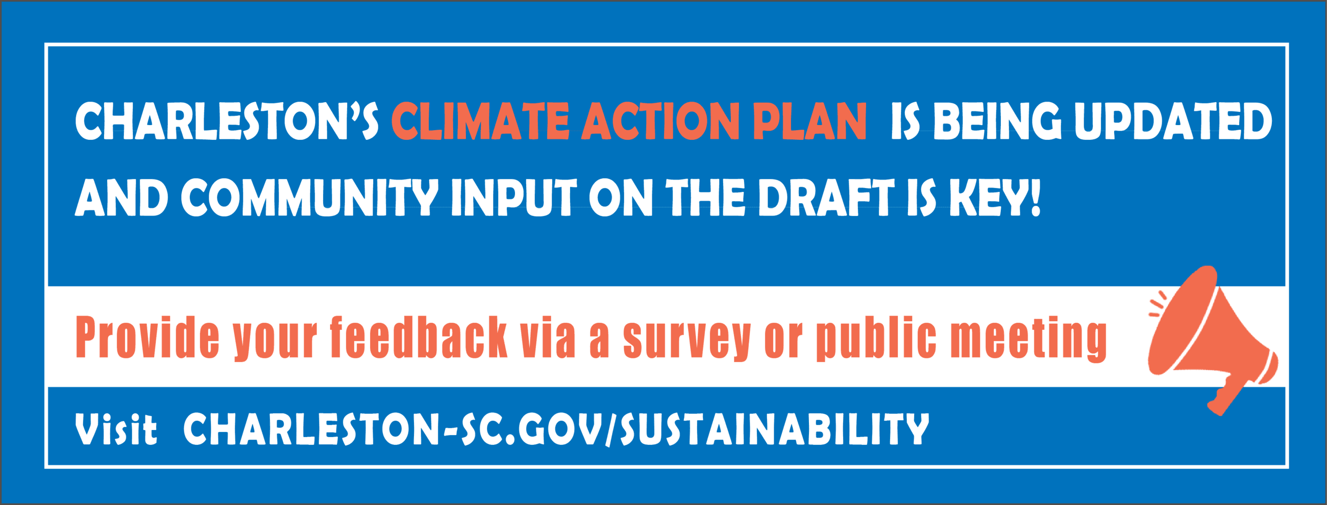 Climate Action Plan fb banner for survey and public meeting-01