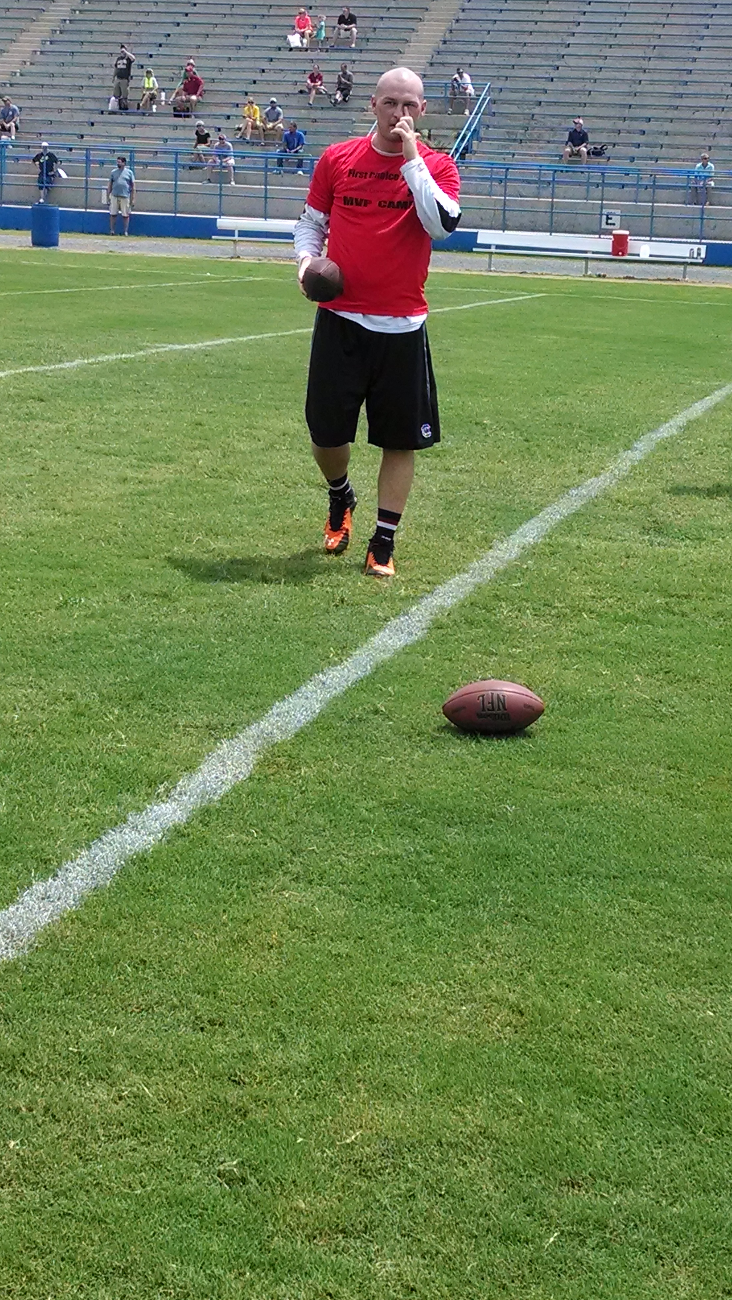 Connor Shaw Football Camp (8)